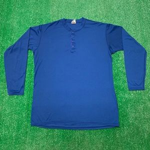 Vintage Patagonia Capilene Snap Base Layer Shirt